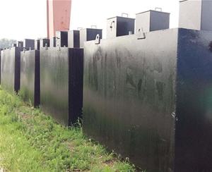 小型地埋式污水处理设备
